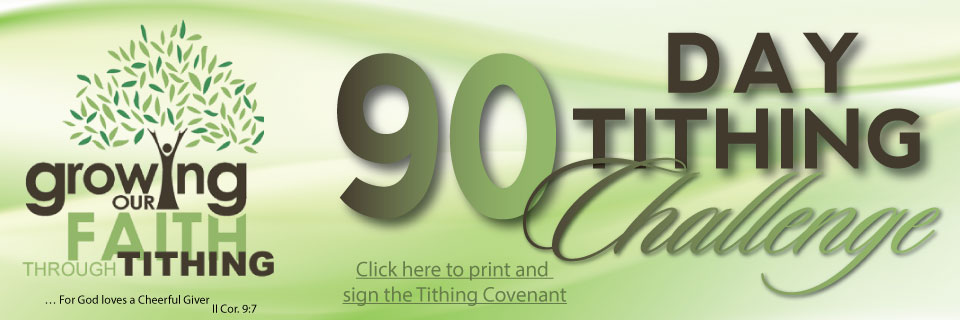 90 Day Tithing Challenge