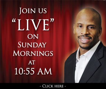 Live Stream on Sundays at 10:45